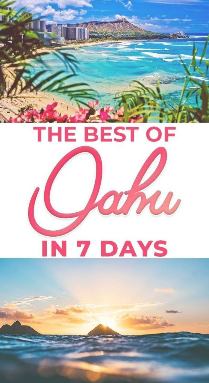 Are You Heading To Hawaii If Your Travels Bring You To Oahu We