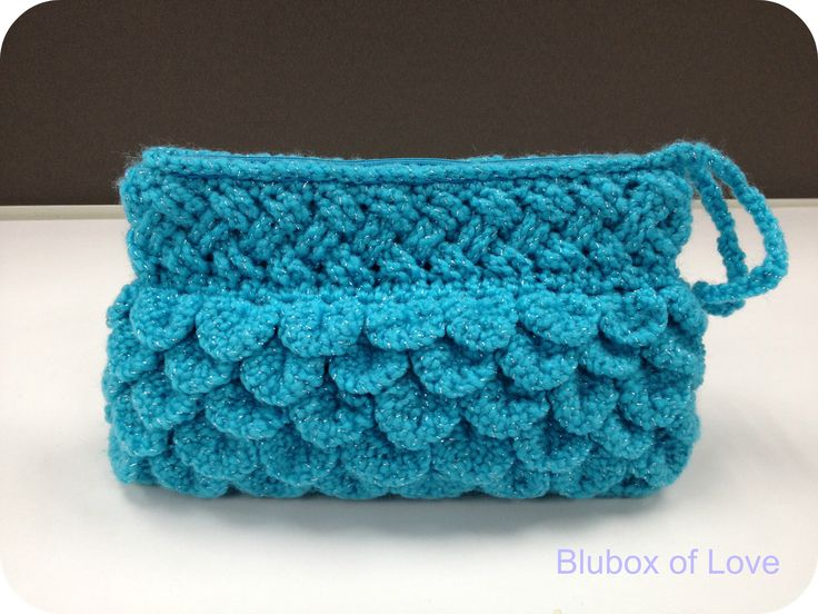 Crochet Bag Drawstring Pattern : 17 Best images about Crochet Bag - Clutch on Pinterest ...