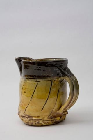 Pitcher from french potter, Jean-Nicolas Gerard.