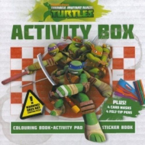 Teenage Mutant Ninja Turtles Activity Box,
