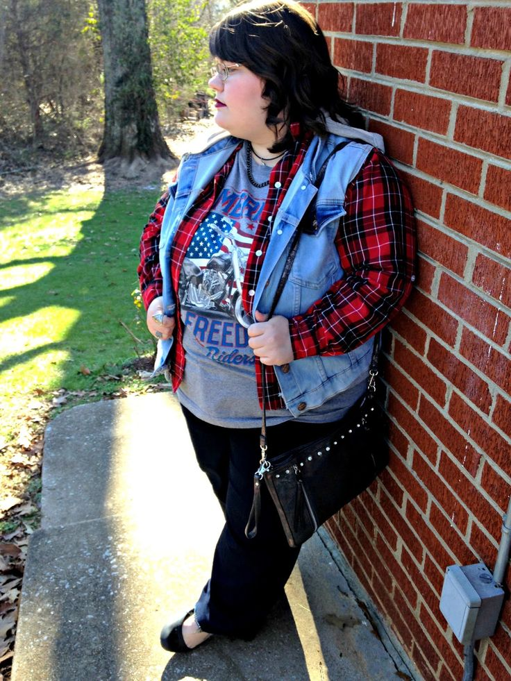 Unique Geek: Plus Size OOTD: Snow Is Coming: