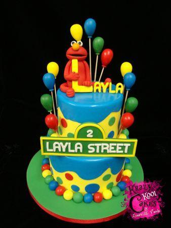 18 best Elmo birthday ideas images on Pinterest Elmo cake Elmo