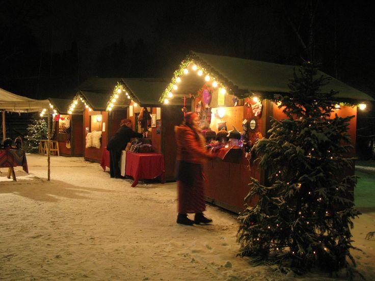 Christmas Market held annually in Tallipiha