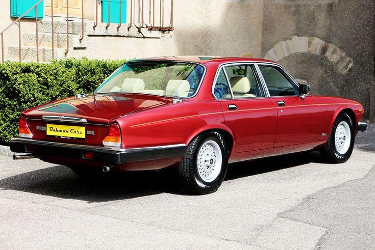 Bahman Cars: JAGUAR XJ12 Sovereign (Limousine)