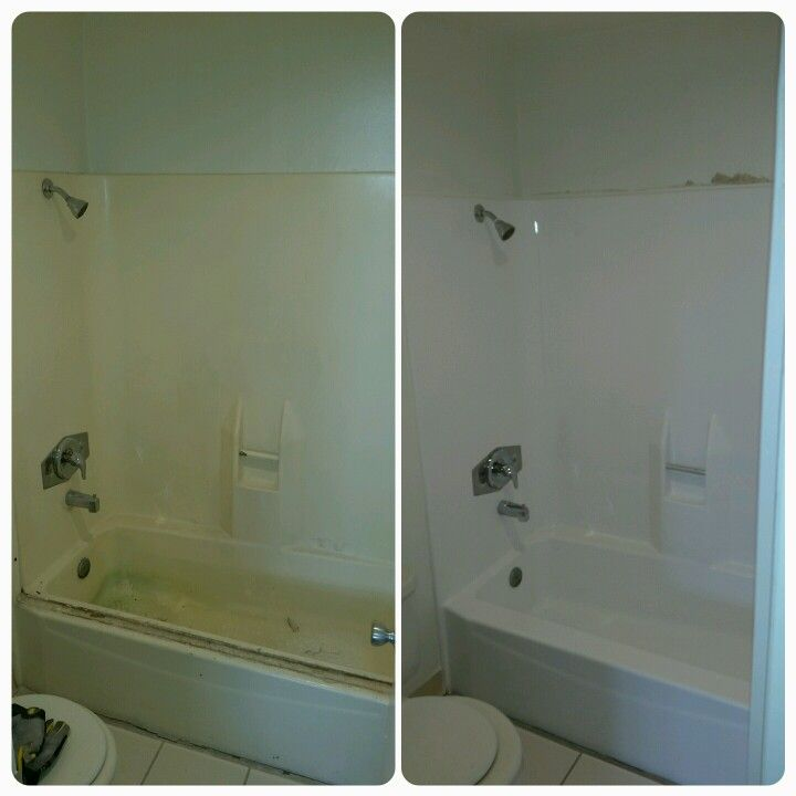 Photo Of Miracle Method Bathtub Refinishing Pacheco CA United States - Can you refinish a fiberglass tub