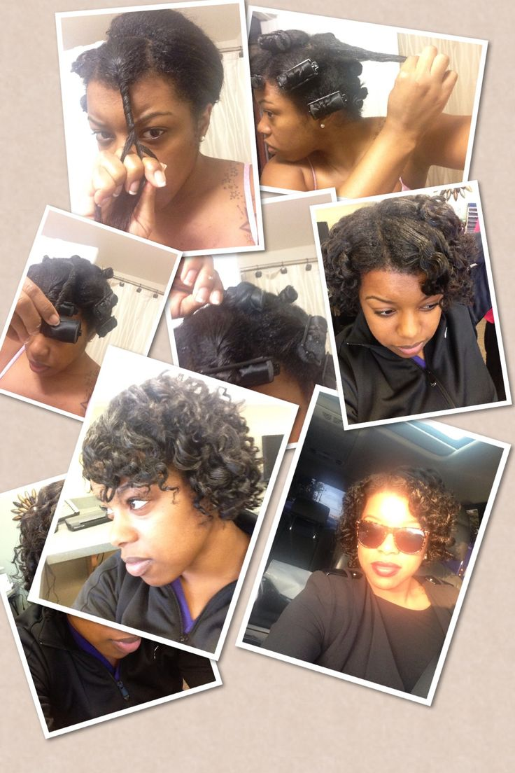 3 Strand Twist Out Is A Great Protective Hairstyle While