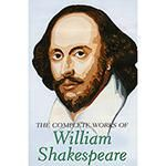 Livro - The Complete Works of William Shakespeare