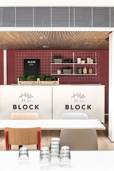 Restaurant Block By Dylan - Picture gallery