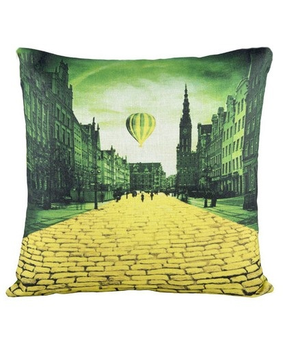 Yellow Brick Road Pillow
