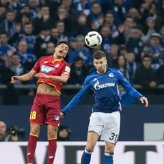 German Bundesliga Football - FC Schalke 04 vs TSG 1899 Hoffenheim