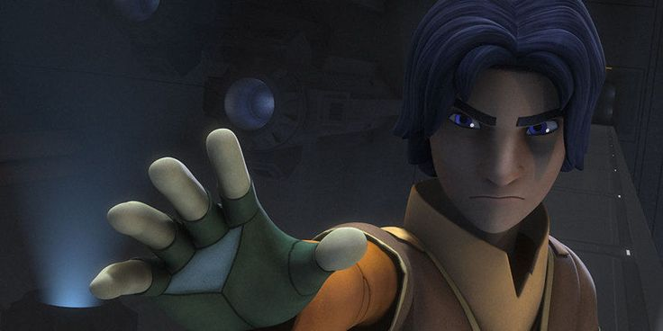 Are you a fearless Twi'lek pilot, evil Jedi hunter, or someone else? I got Ezra Bridger!