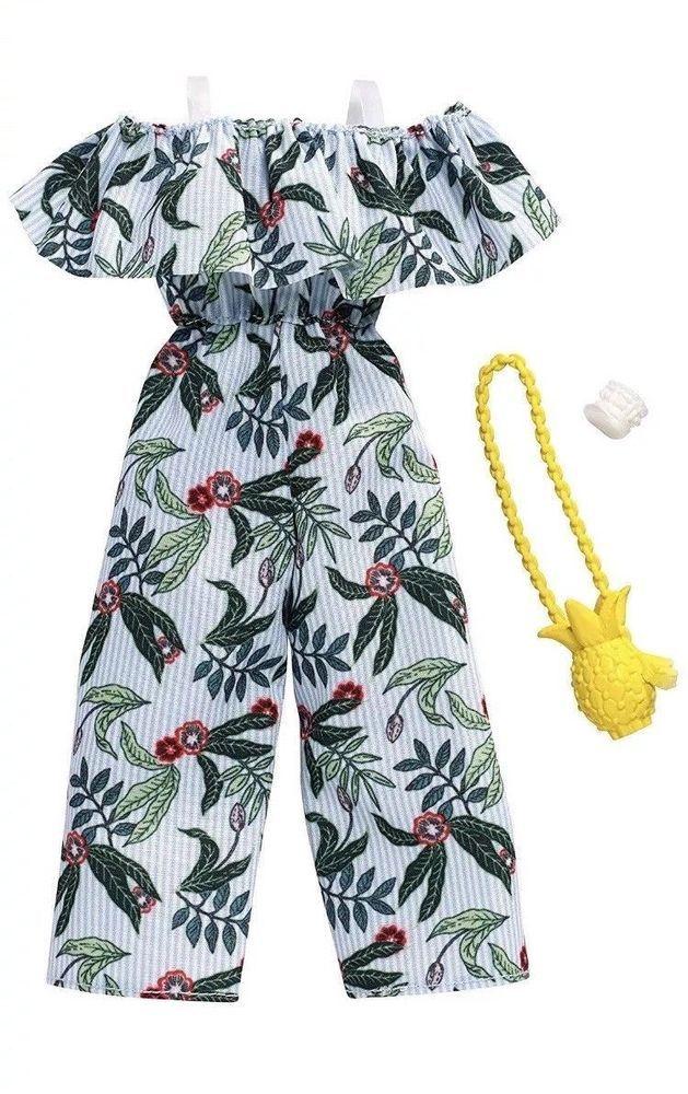 Peanuts WOODSTOCK Yellow /&  Black Dress BARBIE FASHION PACK  NEW !!!!