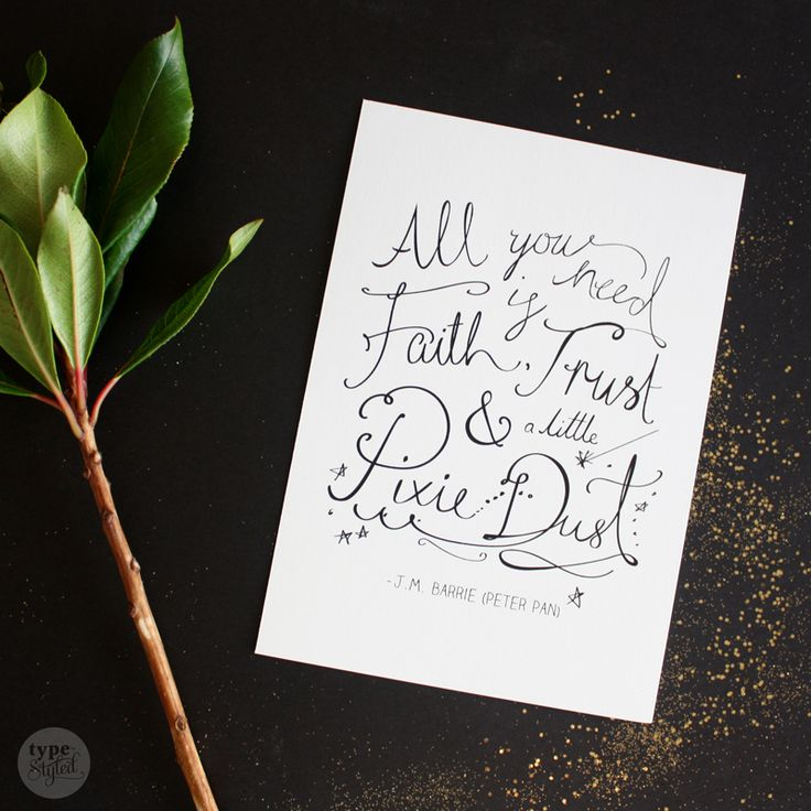 "Limited edition ""Pixie Dust"" print designed exclusively for Inspirationery by Type Styled.  50% of profits from the sale of our stationery is donated to empowering women and girls through education and leadership programs.  Available for pre-order from pozi.be/inspirationery  Frame sold seperately through Ikea. #inspirationery # stationery #inspirational #inspirationalquotes #quotes #socialenterprise #socialgood #empowering #women #girls #education #charity #christmaspresents #christmas"