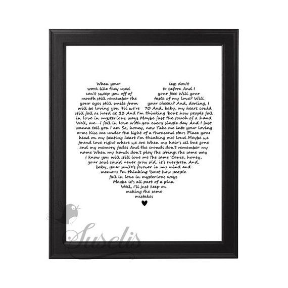 42 Best Wedding Anniversary Gifts Images On Pinterest