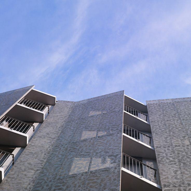 Galería de Residencia de Estudiantes + Viviendas Familiares / Babled Nouvet Reynaud Architectes - 3