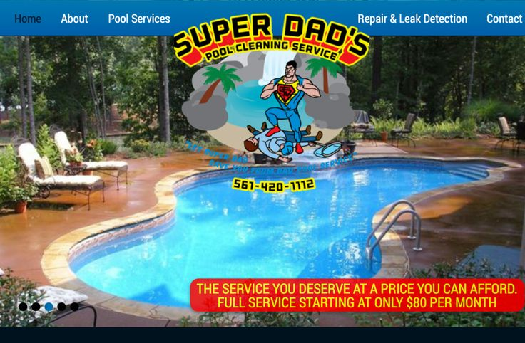 how to get a pool clean when you open it