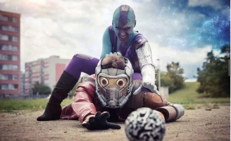 Galaksinin Koruyucuları Filminde Yapılmış En Muhteşem Cosplayler