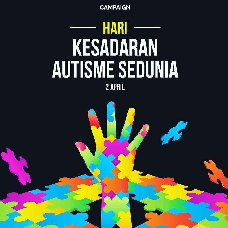 """Hari ini adalah Hari Kesadaran Autisme Sedunia. Mari kita rangkul seluruh saudara/i kita sehingga tidak ada satu orang pun yang tertinggal dan STOP penggunaan kata autis dalam guyonan/candaanmu   Hari Kesadaran Autisme Sedunia bertujuan untuk meningkatkan kesadaran tentang autisme dan membuat perubahan untuk kehidupan individu dengan autisme. Tema tahun ini adalah """"Inclusion and Neurodiversity"""" dimana menjadi bagian dalam Agenda 2030 Pembangunan Berkelanjutan (Sustainable Development…"""
