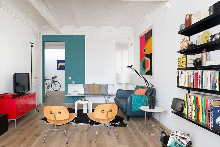 Apartamento de dois quartos perfeito para uma família moderna - limaonagua