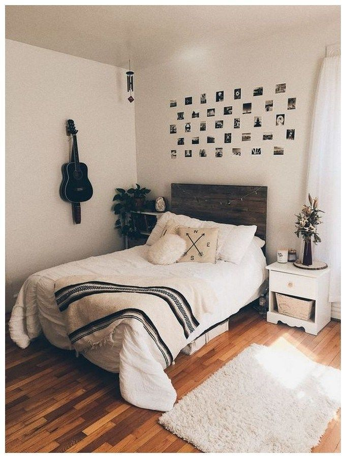 58 Amazing Decoration Ideas For Small Bedroom 38 Teenage Bedroom Ideas Ikea Teenager Bed Small Room Bedroom Bedroom Decor Room Inspiration