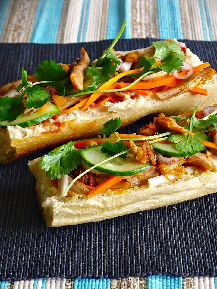 Bánh Mì - Recette Authentique Vietnamienne | 196 flavors