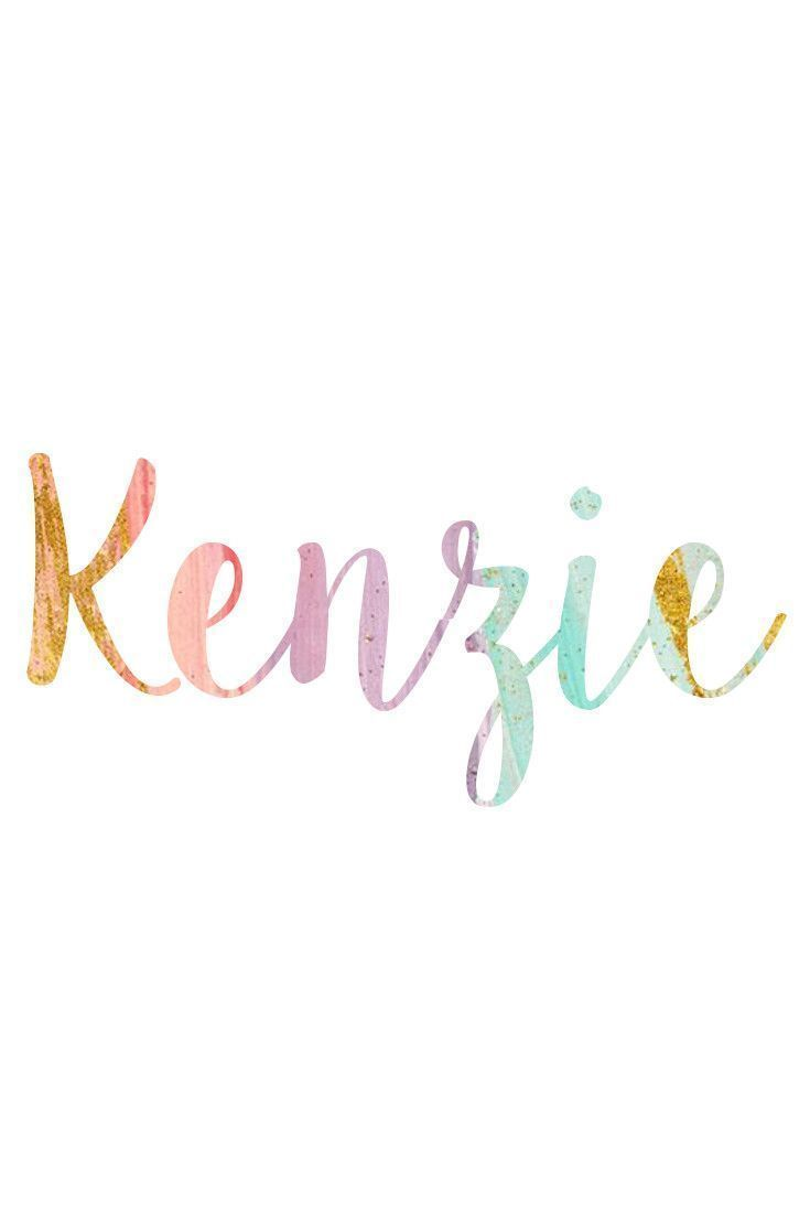 Kenzie - Unique Baby Names for @ nameille.com Find your PERFECT baby name