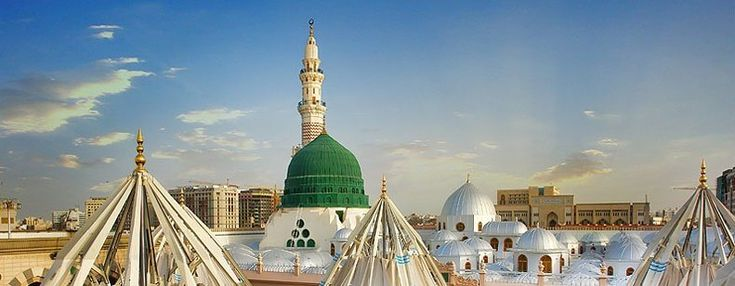 Madinah tranquility is incomparable