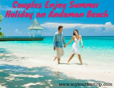 Enjoy a peaceful honeymoon at these ultimate places to visit in #Andaman Beach