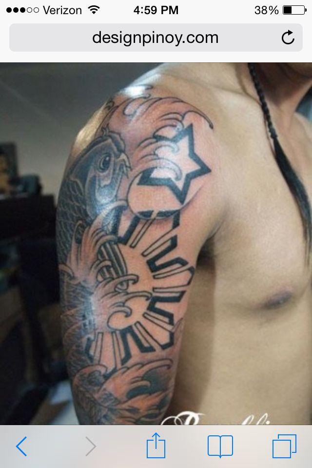 Filipino tattoo | Tattoos I want/like | Pinterest | Filipino tattoos and Tattoos and body art