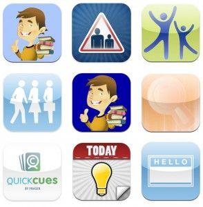 Apps for Social Stories.