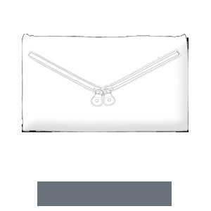 sterling & hyde custom handbags - $199.00 All Occasions Clutch     http://sterlingandhydecustom.com