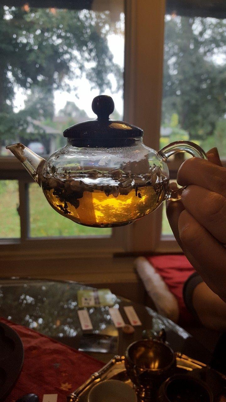 Amazing tea circle. So beautiful.
