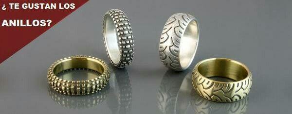 Ya tengo los anillos ;)