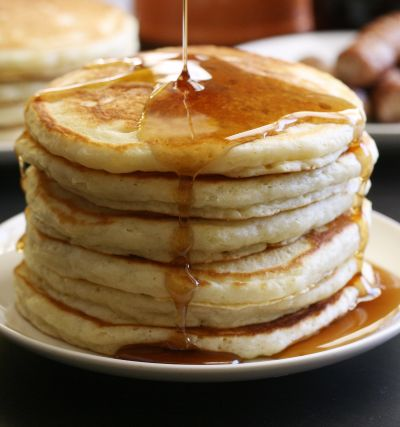 Best Ever Pancake Recipe - USE THIS ONE!!!
