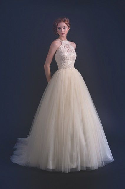 Adore tulle ball gown and photo courtesy of Modern Trousseau