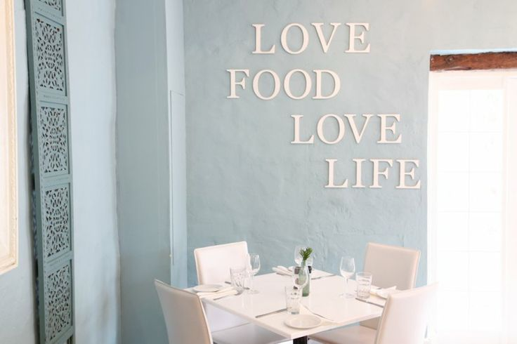 Noordhoek, The Foodbarn. Love Food, Love Life