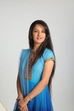 Puja Bose is an Indian Television actress. She had played the role of Radha in Kahaani Hamaaray Mahaabhaarat Ki. She played the lead role Vrinda in the Tujh Sang Preet Lagai Sajna with her co-actor Kunal Verma, which aired on STAR Plus Milky white beauty captured in blue chudhidhar ----- POOJA BOSE -----