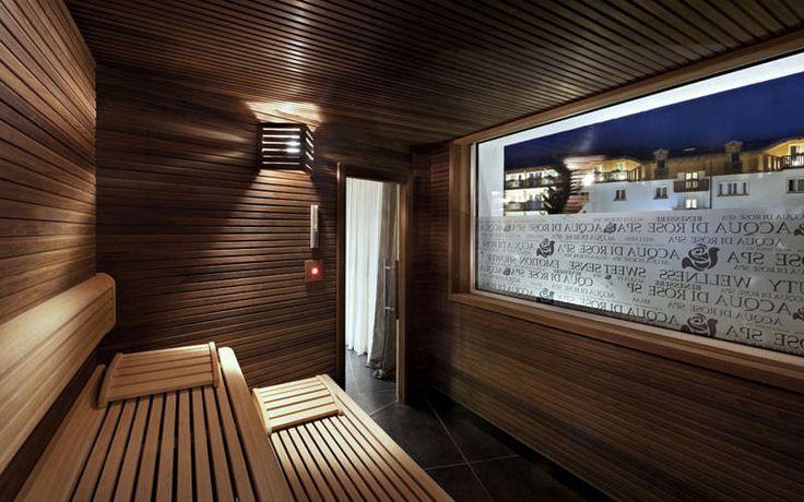 Finnish sauna / for professional use / for indoor use - ELEGANCE - Starpool