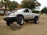 2014 Nissan Frontier 4x4 Lifted
