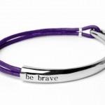 Alzheimer's Awareness Bracelet: Bravelet Bracelet, Bracelets, Cancer Awareness, Bravelets Com, Jewelry, Cancer Bracelet, Be Brave, Products