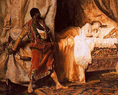 the whores in william shakespeares the tragedy of othello the moor of venice Free essay: william shakespeare masterfully crafted othello, the moor of venice as an aristotelian tragedy play the main protagonist of the play, othello .