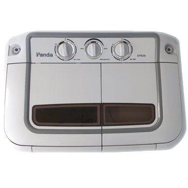 Amazon.com: Panda Small Compact Portable Washing Machine(6-7lbs Capacity) with Spin Dryer: Appliances