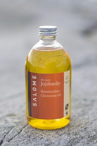 Økologisk Jojobaolje   Salome