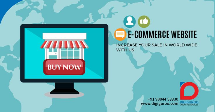 #Ecommerce #Website #Increase your #sales in the world wide with us. http://digiguroo.com