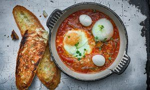 Yotam Ottolenghi's shakshuka recipe | Life and style | The Guardian