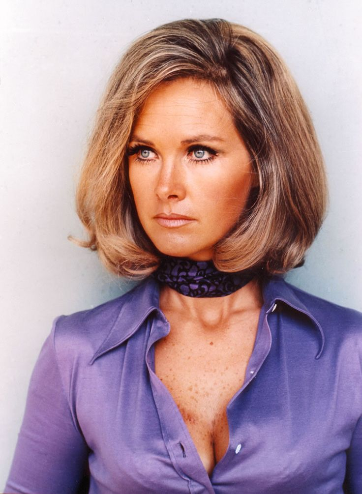 Wanda Ventham actress and Benedict Cumberbatch mother early 1970's