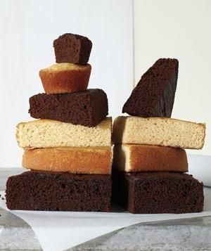 Choose a Cake Flavor