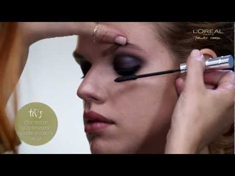 Makeup-tips: Sådan lægger man et smokey eye-look -    Vil du lære at lægge den perfekte makeup? Uanset om du ønsker en makeup med masser af farve eller et naturligt look, har L'Oréal Paris' makeup-artist Anne St…   - http://homehealthbeautychoices.com/blog/makeup-tips-sadan-laegger-man-et-smokey-eye-look/