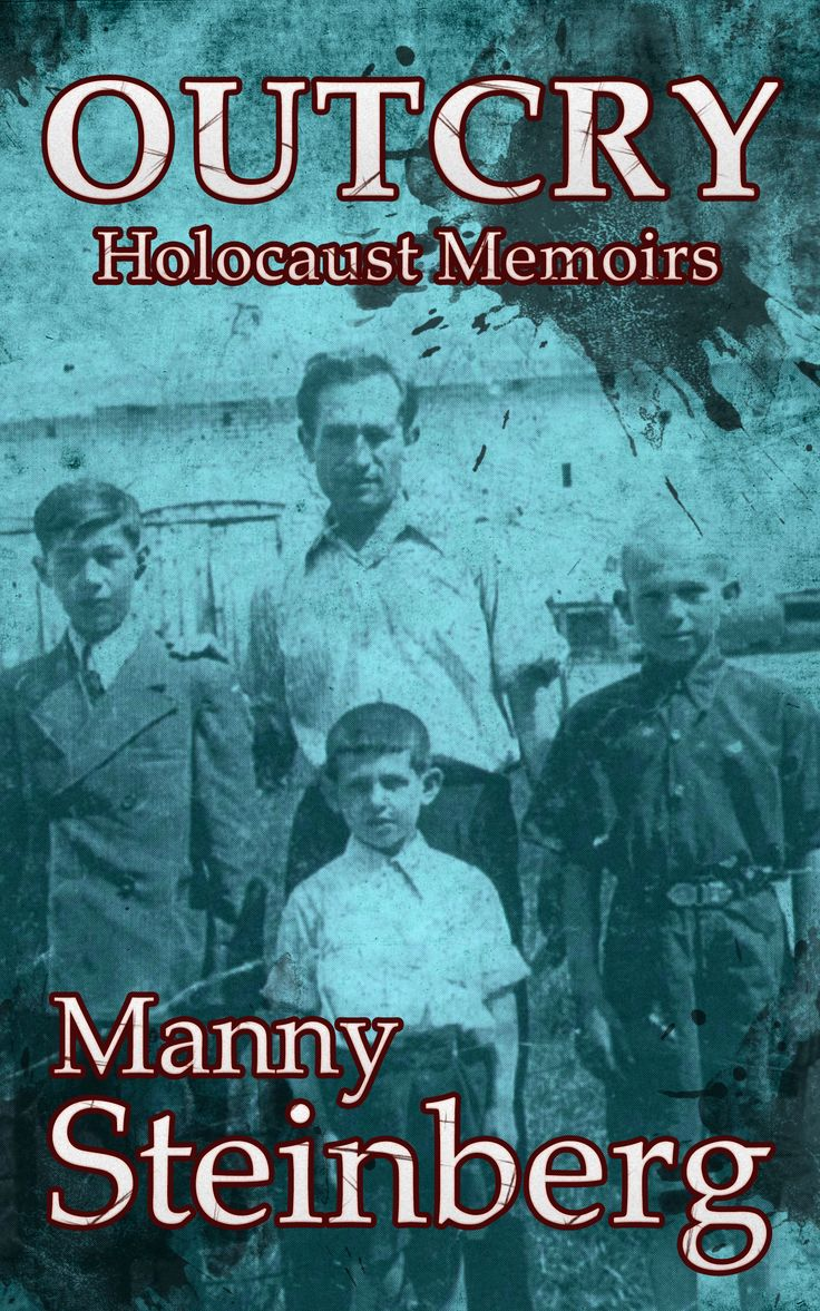 One Of The 1250+ 5 Star Reviews For Outcry  Holocaust Memoirs By Manny