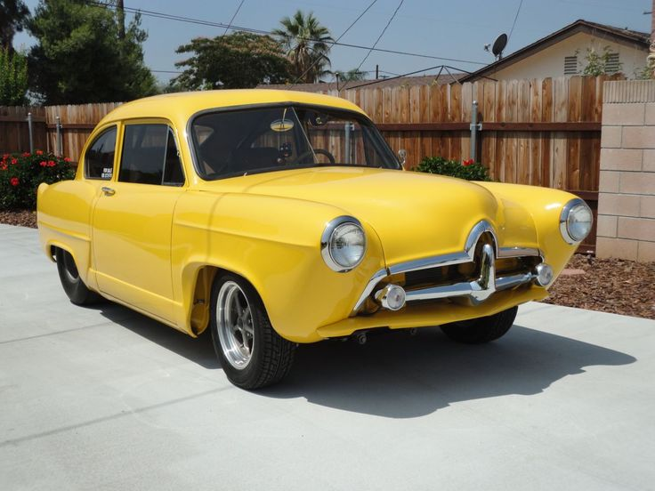 1951 Henry J Coupe Muscle cars for sale, Muscle cars